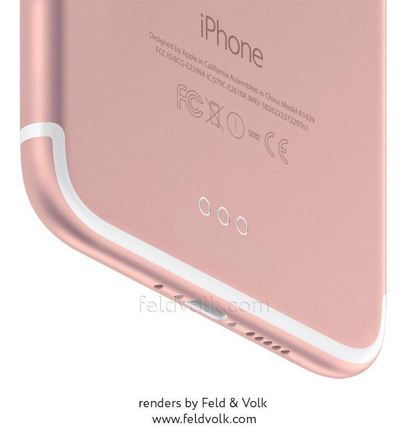 iPhone 7 novità