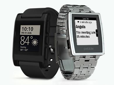 Pebble sconta del 30 % i suoi smartwatch