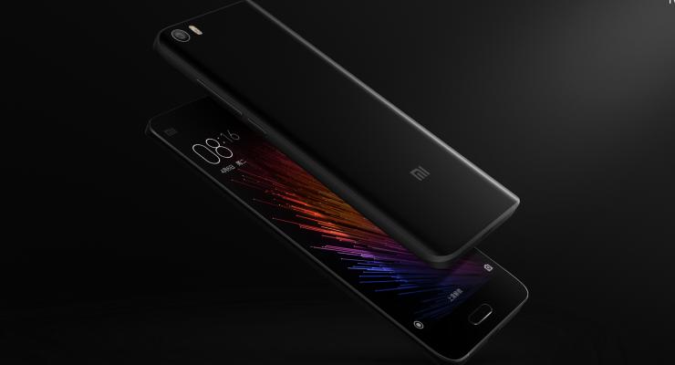 Xiaomi Mi5: top gamma anche nelle vendite