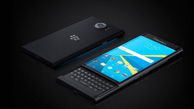 BlackBerry Priv, vendite al di sotto delle aspettative: arriverà al suo obiettivo?