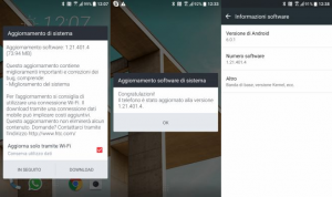 HTC 10 riceve un update di sistema da 74 MB: quali sono le novità?