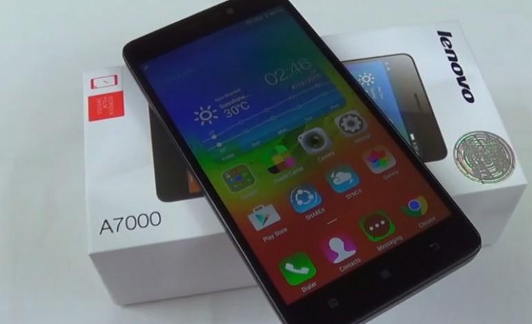 Lenovo A7000 si aggiorna al nuovo Android Marshmallow