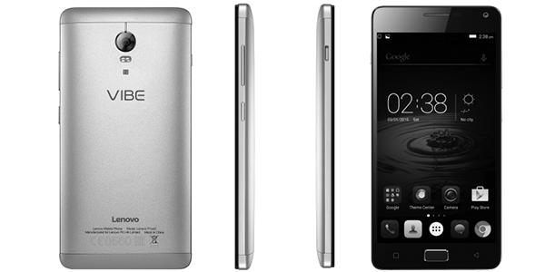 Lenovo Vibe P1, il via al roll out di Android Marshmallow