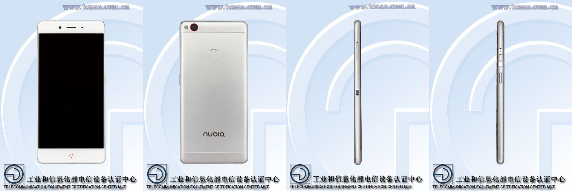 ZTE Nubia X8 e X8 Mini appaiono su TENAA: ecco le caratteristiche emerse