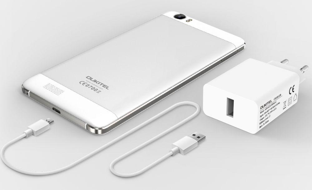 Oukitel K6000 Pro, nuovo top di gamma con una batteria da 6000 mAh!