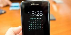 """Samsung Galaxy S7 e S7 Edge ricevono l'update per la funzione """"Always On Display"""""""