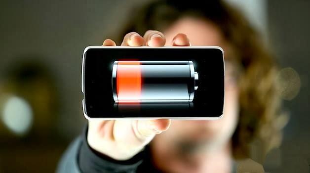Smartphone, come ricaricare senza l'utilizzo della corrente
