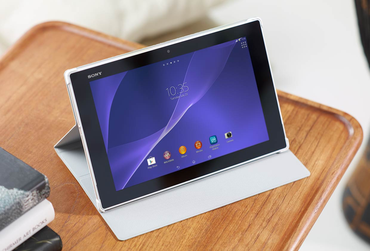 Sony Xperia Z2 Tablet riceve l'aggiornamento ad Android Marshmallow