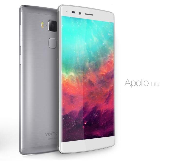Vernee Apollo Lite: smartphone con hardware al top a soli 199 dollari!