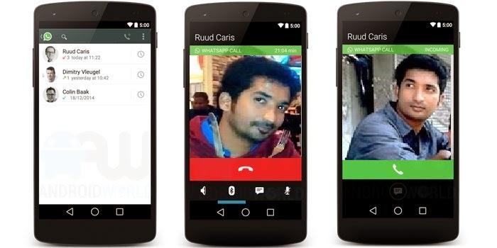 Whatsapp introdurrà le video chiamate: tutte le novità