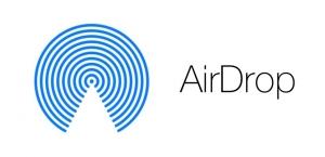 Come far funzionare AirDrop su iPad