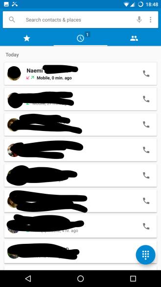 L'app Google Phone si aggiorna: notificherà le chiamate perse