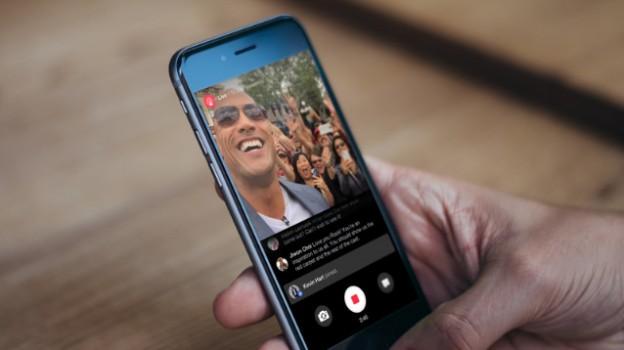 Facebook Live: completato il rilascio su Android in tutta Italia