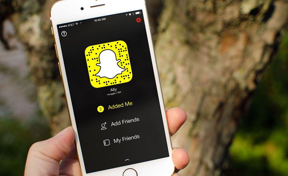 Come mandare foto e video su Snapchat