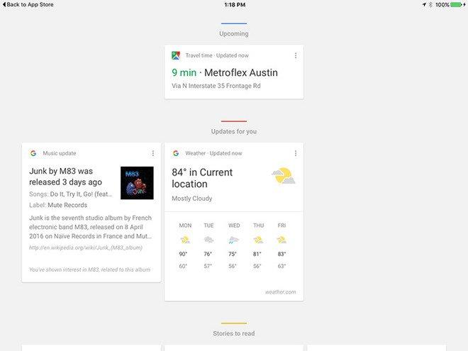 iPad, nuovo update migliora la ricerca Google