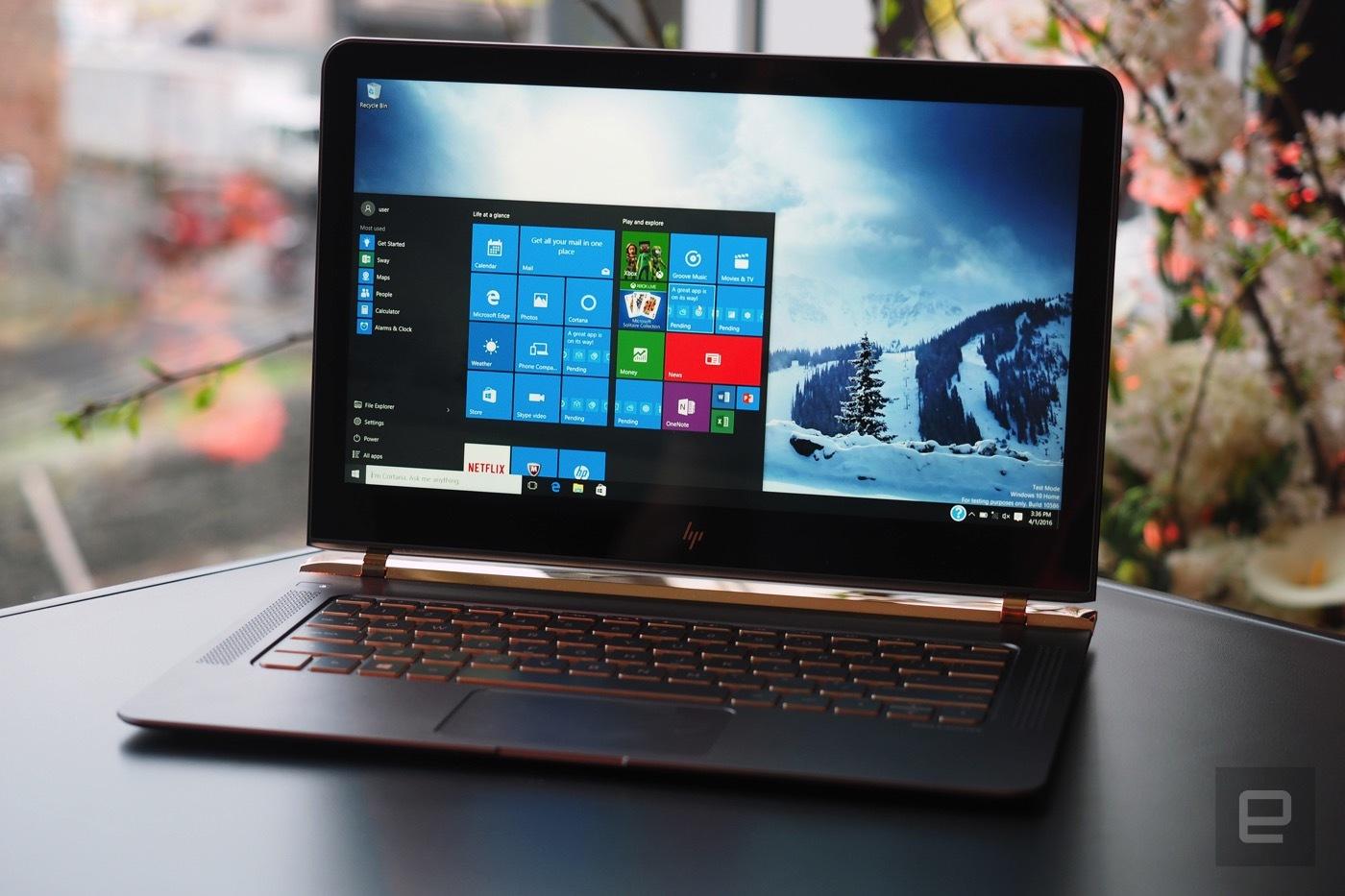 HP realizza un ultrabook più sottile al mondo: ecco quanto è il suo spessore