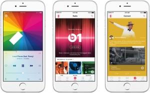 Apple Music, si aggiorna ed introduce una nuova interfaccia per il WWDC