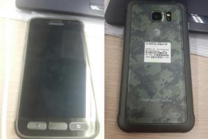 Samsung Galaxy S7 Active, ecco le prime immagini reali