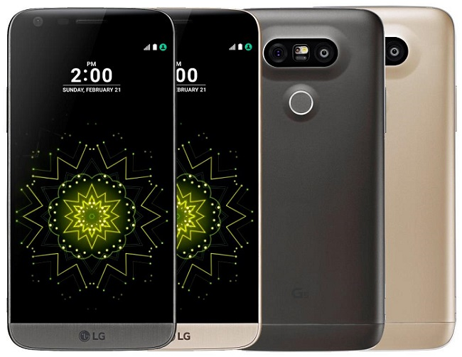 LG G5 riceve primo update software: l'app drawer ritorna