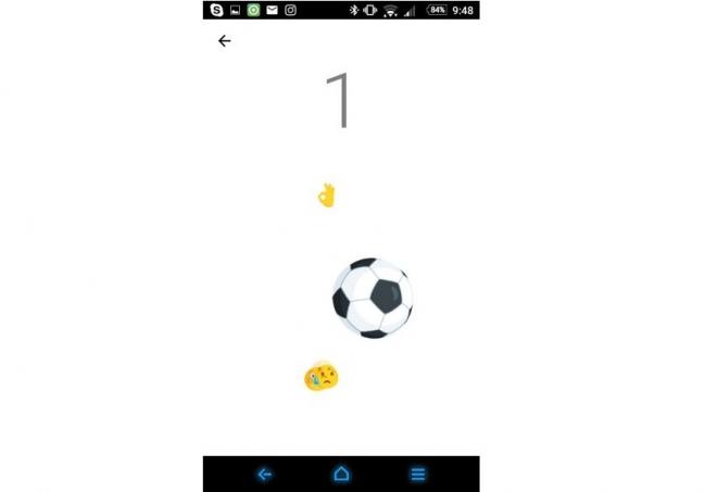 Un nuovo giochino nascosto in Messenger