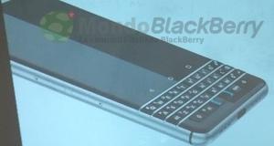 BlackBerry Rome si mostra in una foto leaked