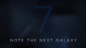 Samsung Galaxy Note 7, nuova immagine teaser conferma il nome