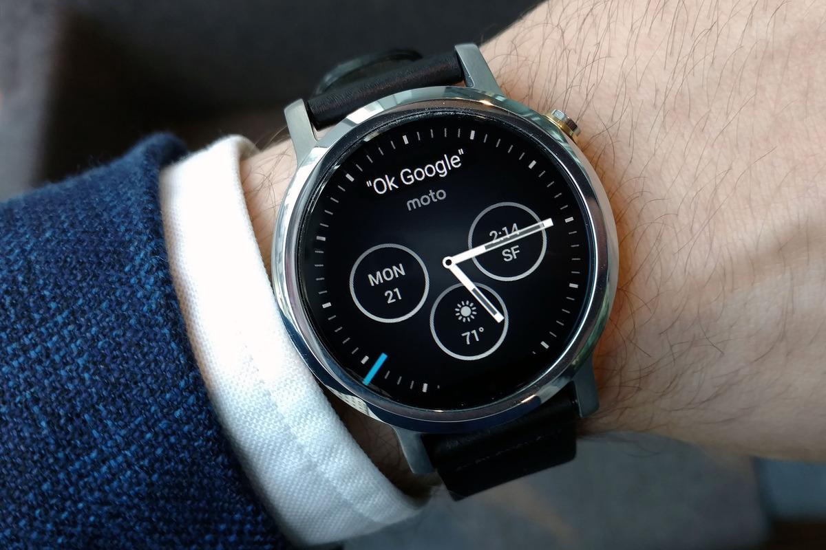 Moto 360 niente aggiornamento a Android Wear 2.0