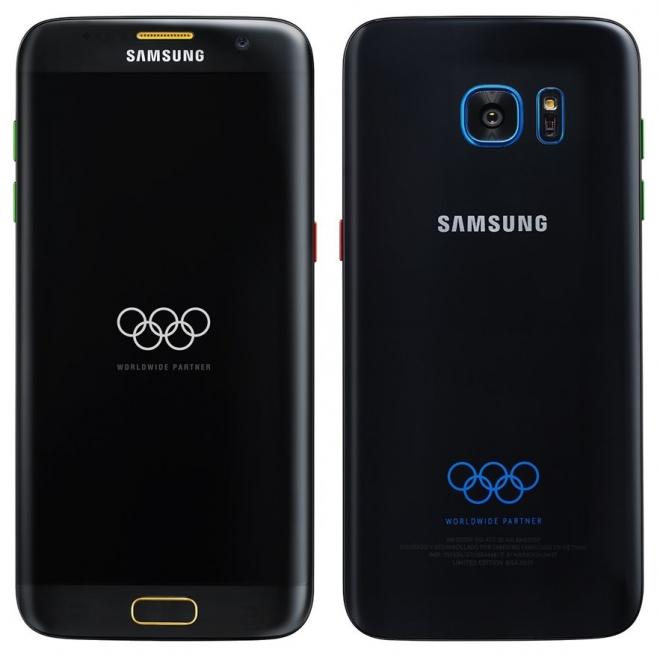 Nuova versione di Samsung Galaxy S7 Edge