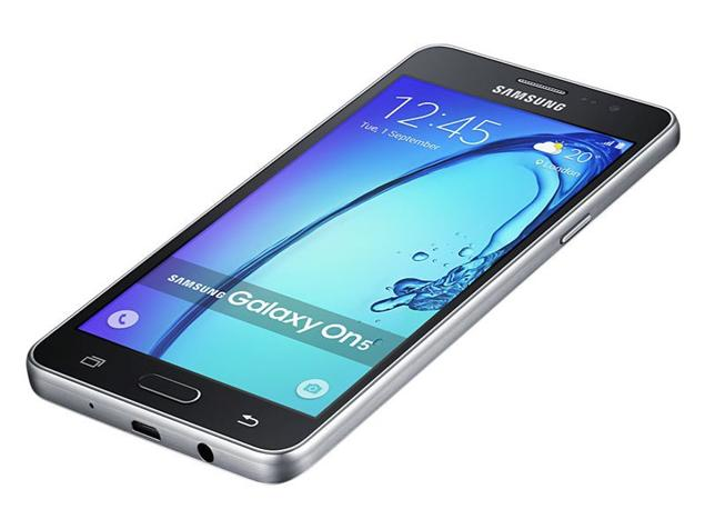 Samsung Galaxy On5 2016 fa la sua comparsa in rete