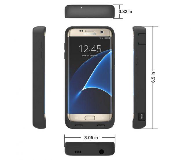 ZeroLemon realizza conver per Galaxy S7 Edge aumentandone l'autonomia