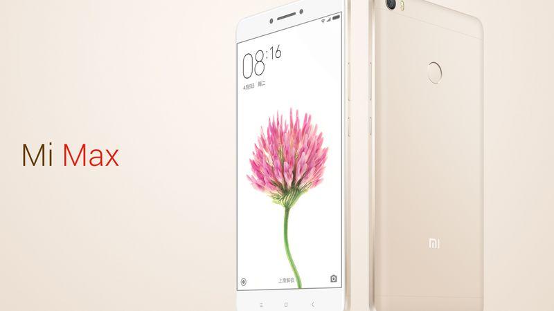 Nuova variante di Xiaomi Mi Max in arrivo