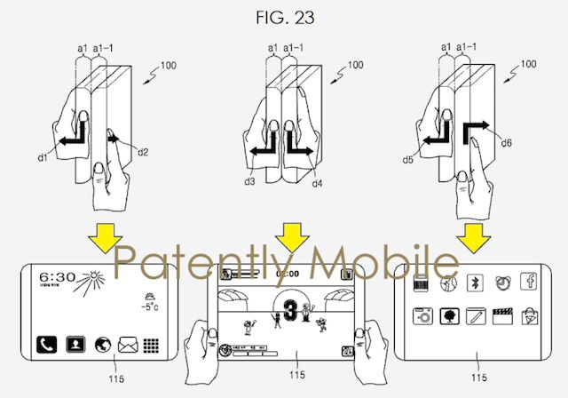 In attiro un tablet pieghevole da Samsung