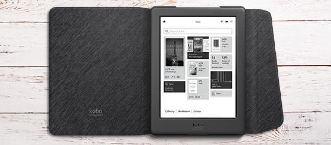 Nuovo eBook Reader Kobo Aura One in arrivo a metà agosto