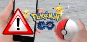Pokemon-go alert