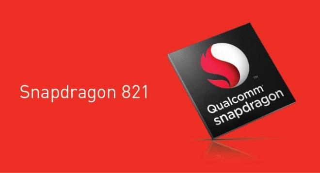 Qualcomm Snapdragon 821 ufficialmente annunciato