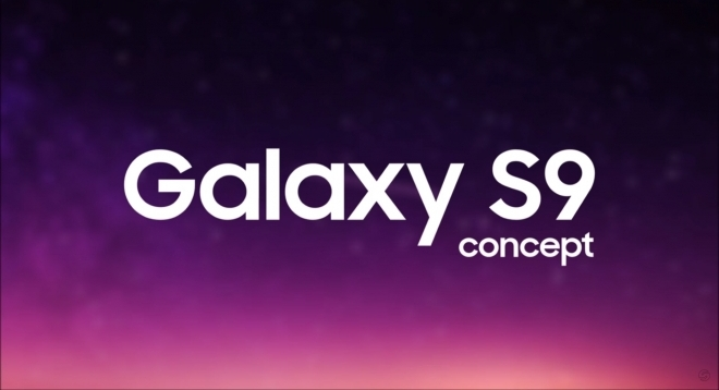 Samsung Galaxy S9, ecco i primi concept