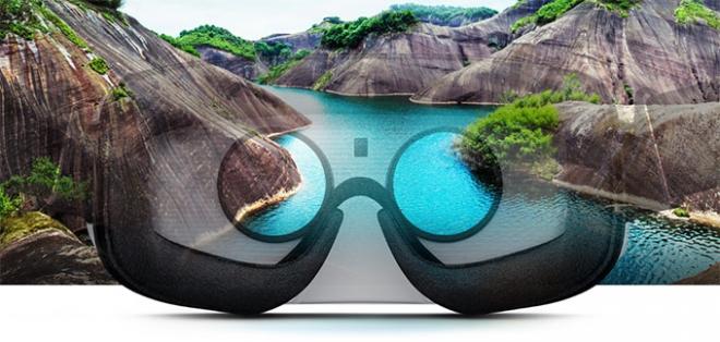 Samsung al lavoro su un Gear VR per Note 7