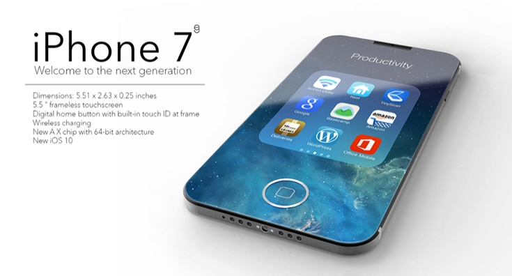 iPhone 7, data di uscita, prezzo e caratteristiche tecniche