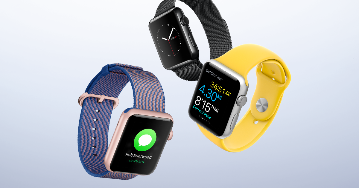 Apple Watch 2, waterproof e Gps?
