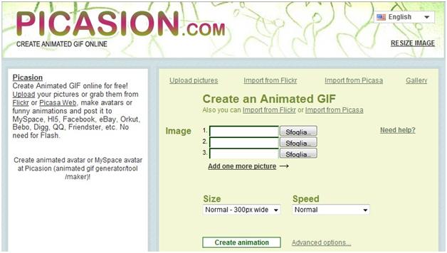Come creare una GIF online gratuita