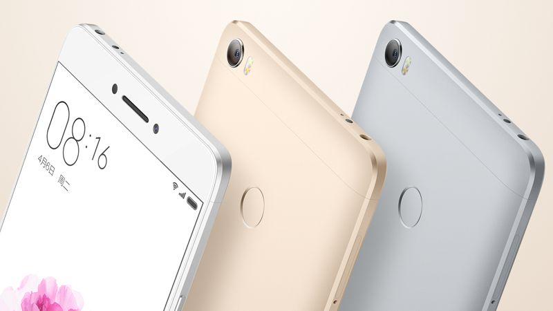 Xiaomi Mi Max, boom di vendite in poco tempo