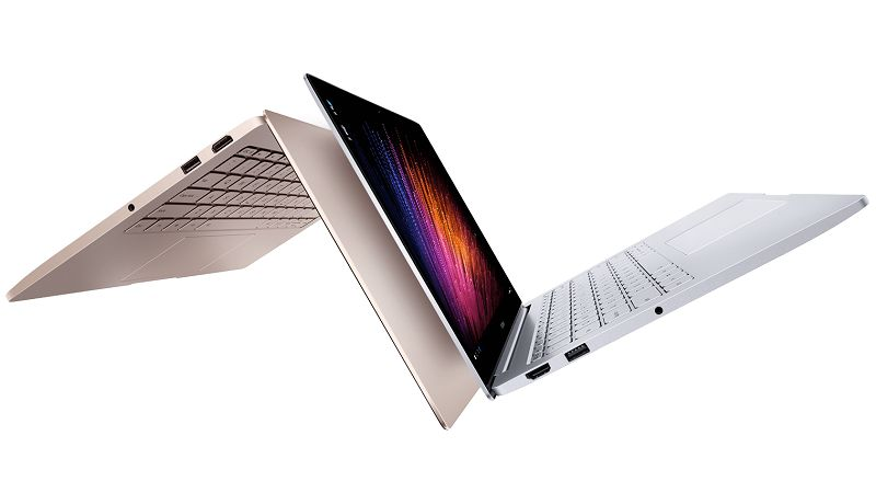 Primo PC portatile: Xiaomi Mi Notebook
