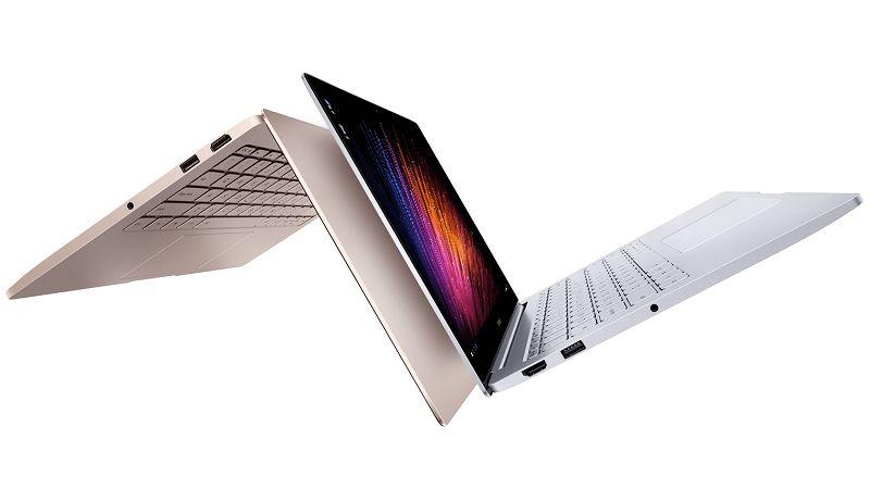Primo PC portatile: Xiaomi Mi Notebook