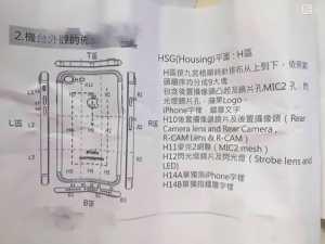Come sarà iPhone 7? Ce lo dicono i disegni tecnici del prodotto