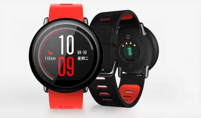 Huami presenta il nuovo smartwatch AMAZFIT