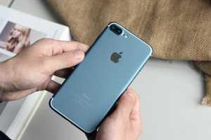 Nuovo iPhone 7 Deep Blue, le immagini del presunto prototipo