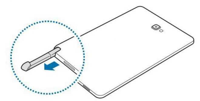 """Nuovo tablet Samsung da 10"""" con S-PEN"""