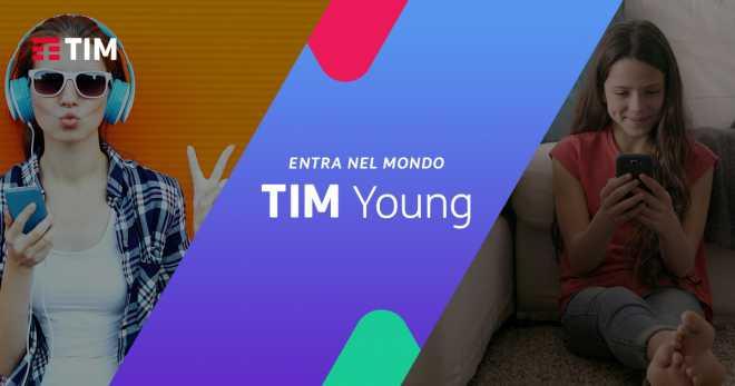 offerte TIM, la nuova TIM Youg XL dedicata agli under 30
