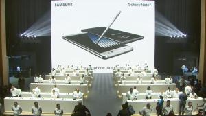 Samsung Galaxy Note 7: disponibile dal 2 settembre insieme al Gear VR 2016