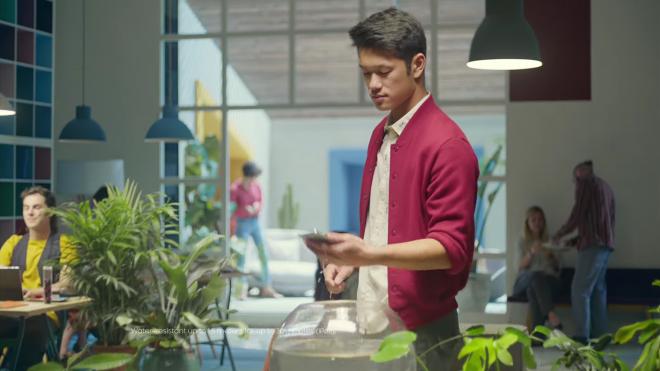 Video Galaxy Note 7, Samsung pubblica il primo spot
